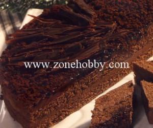 Французский шоколадный торт