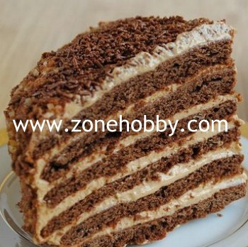 Домашний медовый торт