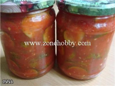 ogurtsy-v-tomatnom-souse