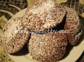 Рецепт кексов в формочках