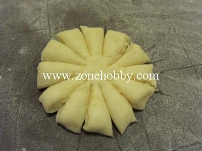 печенье Хризантема