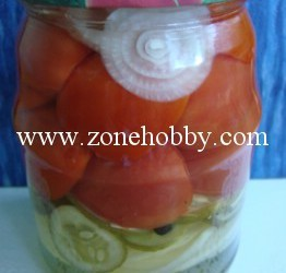 помидоры в желе