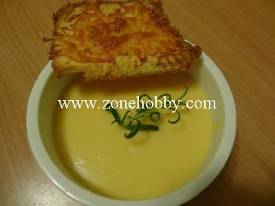 Овощной суп пюре (мастер-класс)