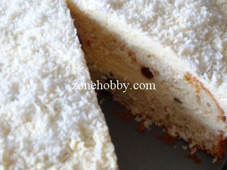 кокосовый торт 1