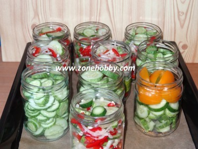 Salat s kurkumoj